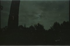 (bensn) Tags: longexposure sky moon film japan night clouds zeiss dark contax carl g2 f2 nagano 45mm fujicolorpressdxf800