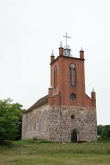 Dorfkirche Tornow (steffenz) Tags: germany deutschland lenstagged sony sigma brandenburg 30mm 2016 nex sigma30mm tornow steffenzahn sigma30mmf28 nex6 sigma30mmf28dn sigma30mm28exdn