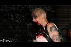 Zombie Walk Bologna 2016 (cicciobaudo) Tags: donna cosplay zombie walk bologna horror 2016