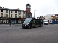 Halton 62 160401 Liverpool (maljoe) Tags: halton haltontransport haltonboroughtransport