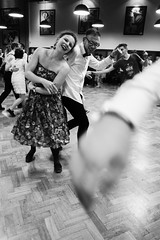DSCF1061 (Jazzy Lemon) Tags: party england music english fashion vintage dance durham dancing britain live band style swing retro charleston british balboa lindyhop swingdancing decadence 30s 40s 20s 18mm subculture durhamuniversity jazzylemon swungeight fujifilmxt1 march2016 vamossocial ritesofswing dusssummerswing staidanscollege