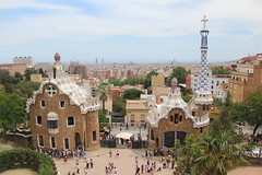 Park Guell4 (laedri52) Tags: barcelona park architecture spain parcguell parkguell mimari parkgell barselona ispanya