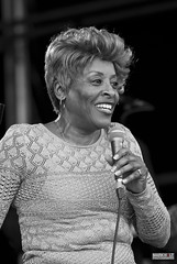 Gwen Dickie (Mark Holt Photography - 4 Million Views (Thanks)) Tags: portrait blackandwhite bw monochrome liverpool disco live portraiture soul singers legend pierhead singersongwriter roseroyce gwendickie internationalmerseyriverfestival