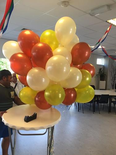 Heliumballonnen Stichting Buah Hati Tiel