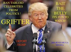 American Grifter (A.Davey) Tags: trump