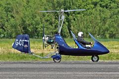 "G-CGZM Rotorsport UK Mtosport Blue Thunder Ltd Sturgate Fly In 05-06-16 (PlanecrazyUK) Tags: sturgate egcs ""fly in"" 050616 ""lincoln aero club ltd"" gcgzm rotorsportukmtosport bluethunderltd fly in"