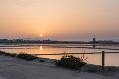 DSC_5301 (Pasquesius) Tags: sunset sea tramonto mare lagoon sicily rosso saline sicilia saltponds marsala stagnone lagunadellostagnone riservanaturaledellostagnone