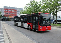Hermes stadsbus 3428 Eindhoven NS (Arthur-A) Tags: man bus netherlands buses nederland eindhoven hermes autobus brabant noordbrabant bussen