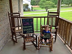 ~ Rockin' Chairs and Rockin' Babies... (~ Cindy~) Tags: grandson frontporch calebinhislittlerocker hopesheunderstands anothersmallrocker fourrockingchairs joshnewhome imgonnabeagrannaagain andijustpassedoutalmost
