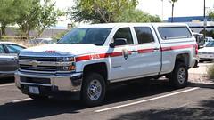 NPS Grand Canyon Helitack crew support truck (ChrisK48) Tags: chevrolet2500hd dvt fire firefighting grandcanyonhelitack kdvt nps nationalparkservice phoenixaz phoenixdeervalleyairport truck trucks