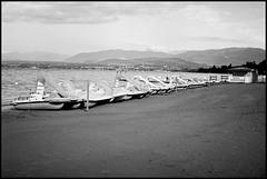 Vamos a la playa (Bokey Shutter) Tags: ilfordxp2 bessal ultron