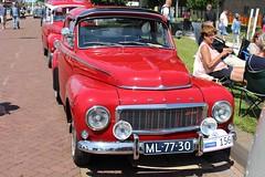 1963 - Volvo PV 544 C - ML-77-30 -2 (Oldtimers en Fotografie) Tags: volvocarcorporation volvo pv544c ml7730 1963 zweden goteborg b18motor