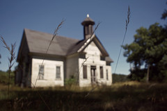 Kelford School (History Rambler) Tags: old abandoned school rural south vacant decay lonely forgotten