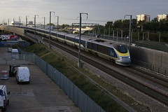 Eurostar 373 015 (samkiller42) Tags: trains train railway railroad rail rails rainham hs1 highspeed1 eurostar