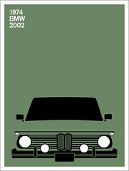 Print (Montague Projects) Tags: 2002 1974 bmw germandesign carposter