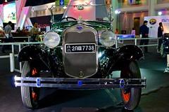 1930 Ford Model A classic car at the 31st Thailand International Motor Expo (UweBKK ( 77 on )) Tags: show usa classic ford club modela vintage thailand model asia expo bangkok sony exhibition historic international thong impact oldtimer motor southeast alpha dslr thani 31 77 challenger 31st 1930 muang nonthaburi