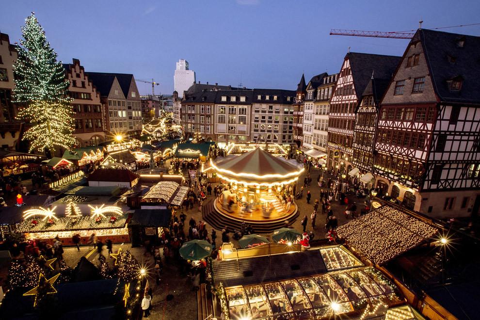 28. Frankfurt, Germany