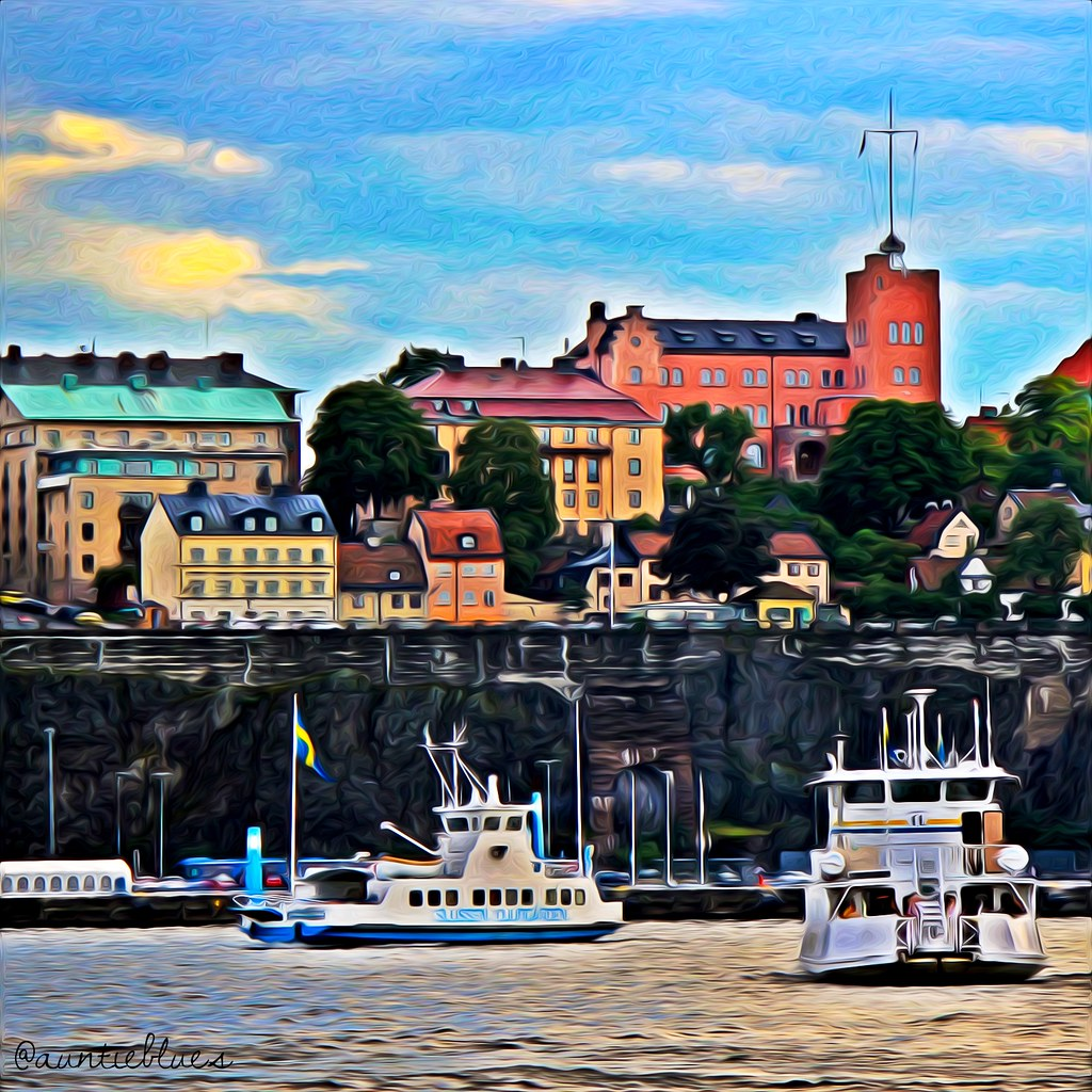 The World's Best Photos Of Stigberget