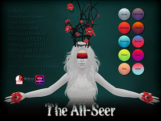 Devae. Frills/The All-Seer set