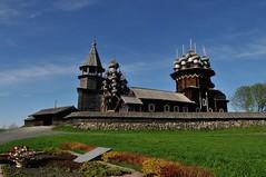 DSC_4078 (vasiliy.ivanoff) Tags: voyage trip travel cruise architecture river tour russia journey traveling karelia kizhi   woodenarchitecture