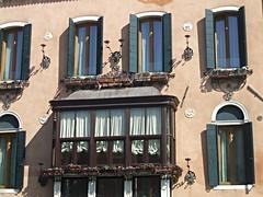Venice Windows (Lydie's) Tags: venice windows italy detail shutters venetian