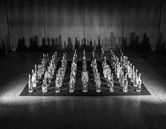 Schattenflaschen (birnenkuchen999) Tags: b berlin w schatten schwarz flaschen weis