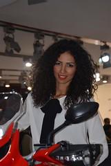 Eicma 2014 Model (004) (Pier Romano) Tags: woman sexy girl beautiful model milano models babe moto belle donne hostess bella brunette bruna bellezza fiera ciclo esposizione rho 2014 ragazze modelle eicma