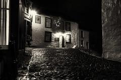 Sun Inn, Dent (ian_carney) Tags: night dent cobbles yorkshiredales suninn