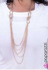 5th Avenue Gold Necklace K2 P2011-1