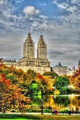 New York City - Central Park (San Remo HDR) (Lewis Adams Photography) Tags: new york city nyc newyorkcity newyork nikon d200 2014 2015 nikond200 teenagephotographers