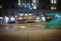 #nightscapes #sanfrancisco {explored} (jev) Tags: sanfrancisco nightphotography angle wide noflash unionsquare nightscapes wate califormia leicam9 trielmar161821mm
