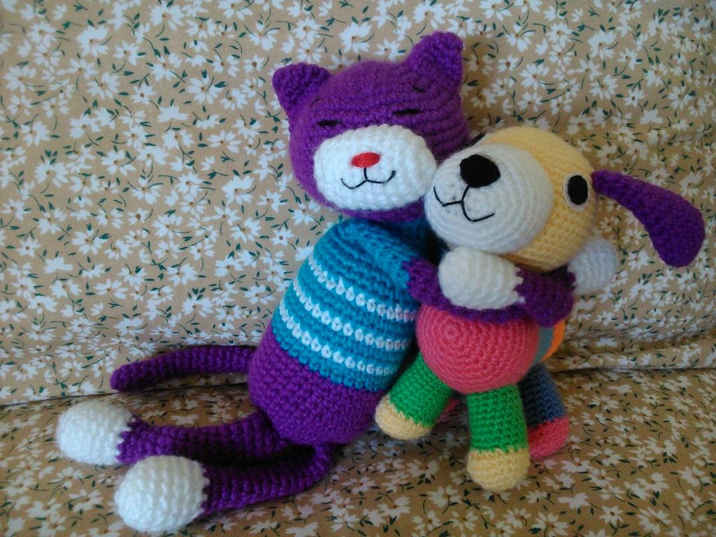 Amigurumi Cat Amineko : The Worlds newest photos of amigurumi and gato - Flickr ...
