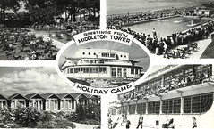 Middleton Tower Holiday Camp (trainsandstuff) Tags: vintage retro morecambe pontins holidaycamp middletontower