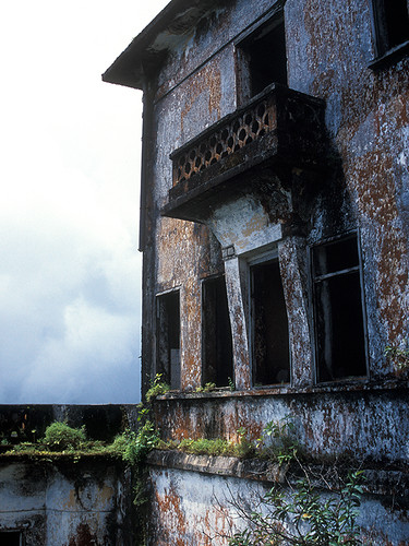 Kampot - Bokor Balcony