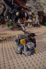 What are you doing? (Ddke) Tags: lego mechanical western kivi steampunk