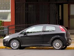 Fiat Grande Punto 1.4 Sporting 2008 (RL GNZLZ) Tags: punto fiat giugiaro grandepunto puntosporting