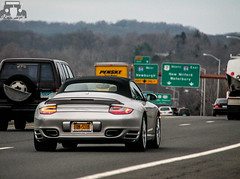 2011 Porsche 997.2 Turbo S Cabriolet (Rivitography) Tags: newyork car canon silver rebel grey metallic connecticut 911 fast ct convertible s exotic turbo adobe german porsche t3 expensive luxury rare danbury sportscar horsepower roadster cabriolet lightroom 996 2014 2011 rivitography frm5318
