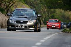 Subaru Legacy & Subaru Imprezas (Ben Molloy Automotive Photography) Tags: hk car photography ben group automotive hong kong tei subaru vehicle mei impreza wrx sti molloy legacy tuk keng luk