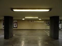 Berlin - U-Bahnhof Afrikansiche Strae (IngolfBLN) Tags: wedding berlin station germany underground subway deutschland metro ubahnhof ubahn 2014 bvg reinickendorf u6 afrikanischestrase
