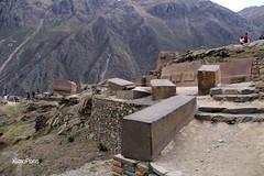 Fortaleza Inca  IMG_8612 (XimoPons : vistas 5.000.000 views) Tags: peru inca cuzco cusco andes ollantaytambo ximopons perfenacore