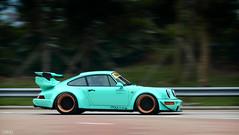 RAUH-Welt 'Tiffany' Porsche 964 911 (Ben Molloy Automotive Photography) Tags: hk car photography ben 911 automotive hong kong porsche vehicle tiffany molloy 964 rauhwelt