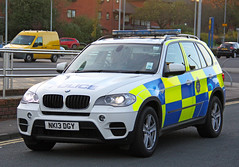 Durham Constabulary BMW X5 Armed Response Vehicle - NK13 DGY (IOW 999 Pics) Tags: dur