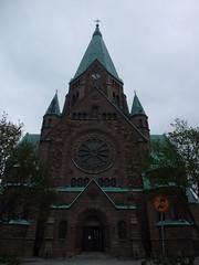 DSCF4506 (ferenc.puskas81) Tags: church europa europe sofia sweden stockholm may chiesa 2009 stoccolma maggio svezia