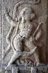 India - Karnataka - Hampi - Vitthala Temple - Hanuman - 27 (asienman) Tags: india karnataka hampi vijayanagara asienmanphotography