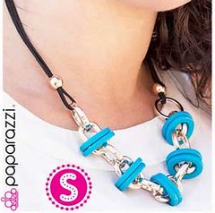 Glimse of Malibu Blue Necklace K3A P2730A-2