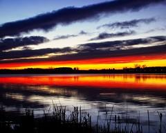 Winter Sunrise (DASEye) Tags: sky colors clouds sunrise dawn nikon colours dayseye davidadamson