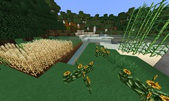 Community Garden (GumbyBlockhead) Tags: garden survival minecraft gamingedus gumbyblockhead huskymuddkipper skippymuddkipper pepeliamco