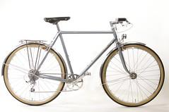 Roberto's 650B city bike (Chapman Cycles) Tags: