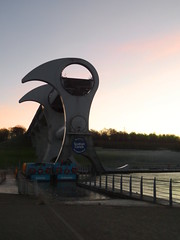 The Falkirk Wheel (DarloRich2009) Tags: scotland canal lift waterway falkirk boatlift falkirkwheel unioncanal forthandclydecanal thefalkirkwheel