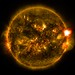 NASA Releases Images of 1st Notable Solar Flare of 2015